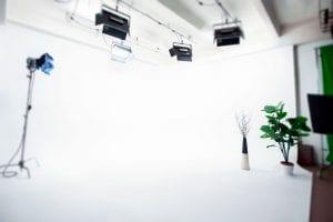 фотостудия белая студия