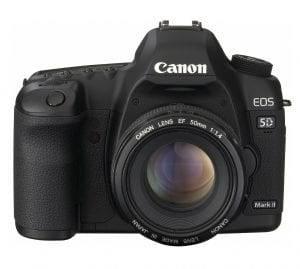 Камера Canon 5D Mark II